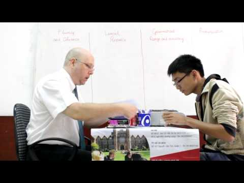 Model IELTS Speaking Test by Mr. Mike and Mr. Phú (7.5 IELTS)_Part1