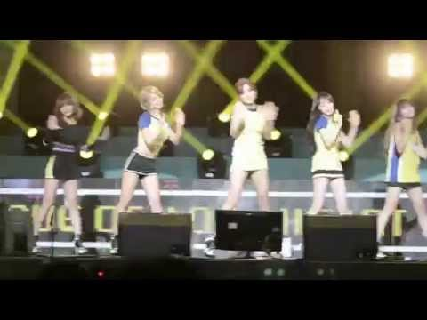 Intro + Heart Attack (심쿵해) - AOA Live @ Press Showcase of 3rd Mini Album