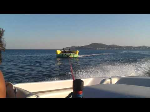 Crazy ufo (water sport) Rodi....