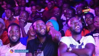 Alex Muhangi Comedy Store July 2019 - Soyi Soyi Maulana  Reign Session Two