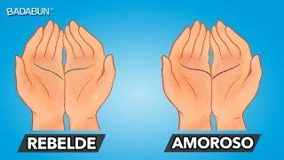 Mira lo que significan las líneas de tu mano