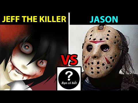 Jeff the Killer vs Jason Voorhees (REUPLOAD), ai sẽ thắng #68 |Bạn Có Biết?