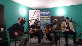 Turin Brakes - Save You (Phoenix FM Creative Session)