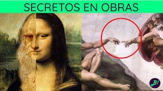 Secretos Escondidos En Obras De Arte