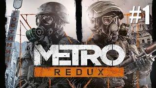 Metro 2033 Redux Walkthrough Fr Pc 1080p: Chapitre 1 Que Le Voyage Commence