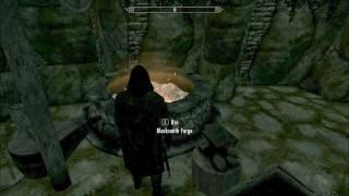 Nas Terras De Skyrim #1 - Como Aumentar Rapidamente o Nível de Smithing