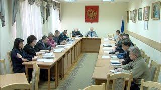 Внеочередное заседание  комиссии  по предупреждению и ликвидации чрезвычайных ситуаций и обеспечению