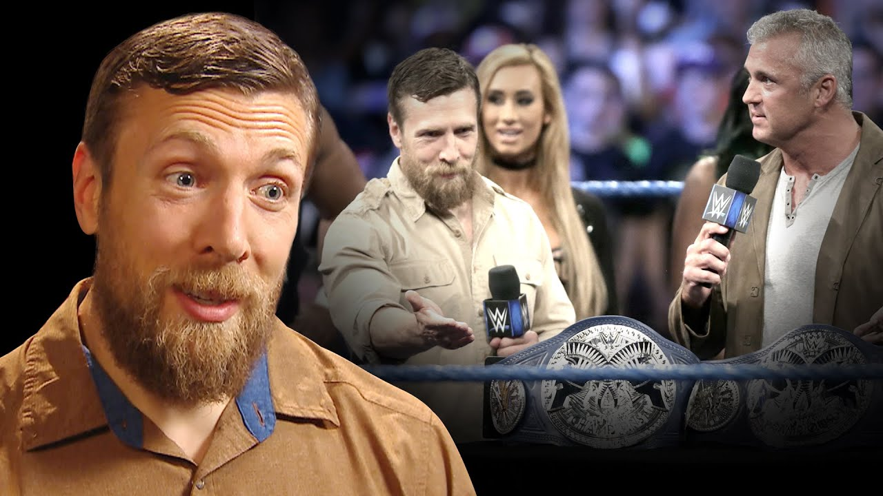 Daniel Bryan comments on his newsworthy week as SmackDown ...