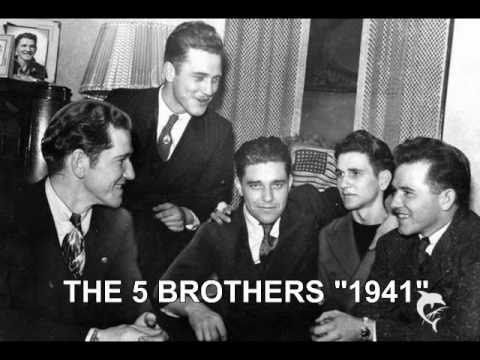 5 Sullivan Brothers Die    Tom Hough   SPAR WLB403