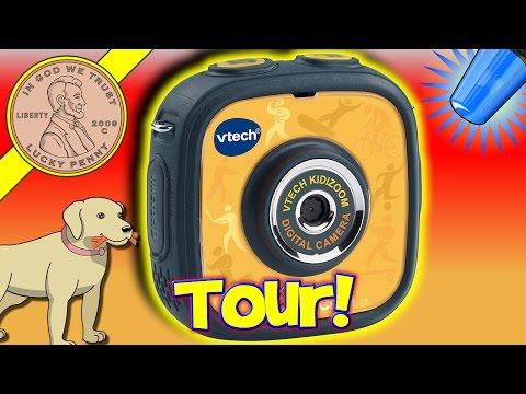 The Kidizoom Action Cam By VTech - Butch Shop Tour!
