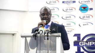 GhIPSS 10th Anniversary: Impact of Mobile Money on evolution of electronic payments in Ghana