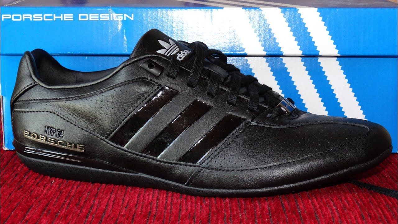 Review T 234 Nis Adidas Porsche Type 64 Youtube
