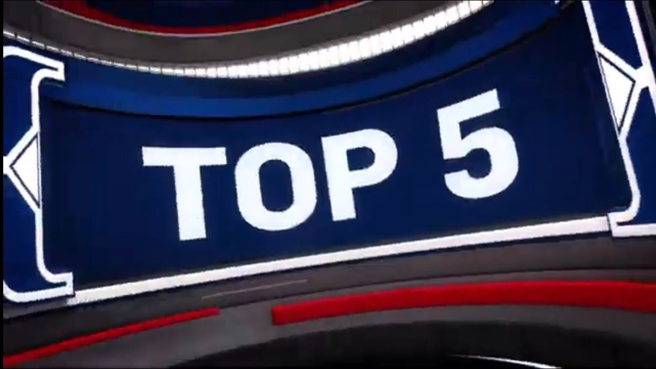 NBA Top 5 Plays Of The Night | September 5, 2020