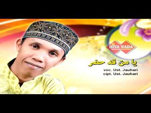 UST. JAUHARI AVANZA * YA MANQOD HADHOR  (official music video hadrah manja ) madura & jawa