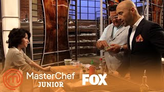 Impressive Mini-Chefs Montage | Season 1 | MASTERCHEF JUNIOR