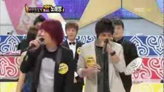 Hongki FT Island sing with Jonghyun SHINee