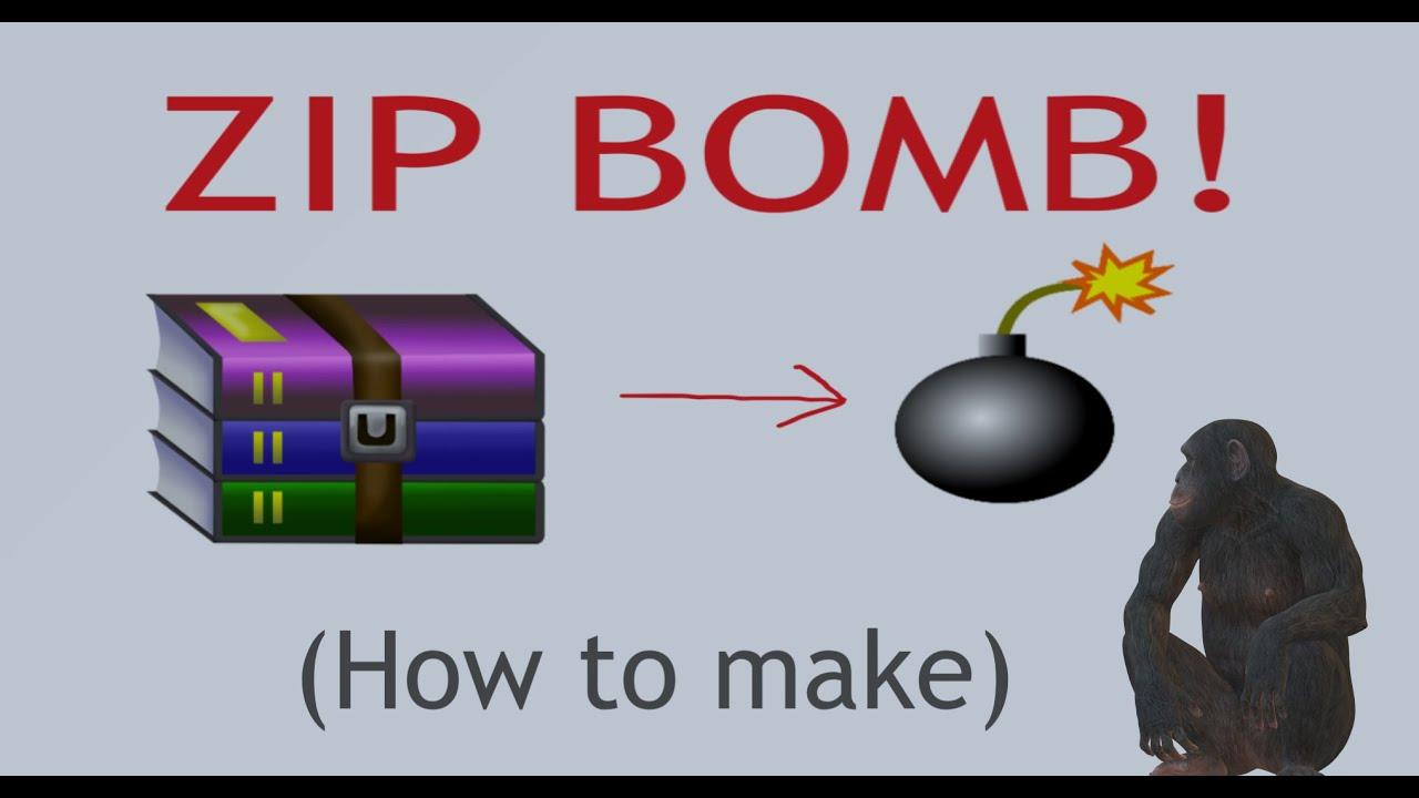 Zip Bombe