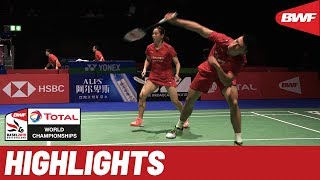 TOTAL BWF World Championships 2019 | Round of 32 XD Highlights | BWF 2019
