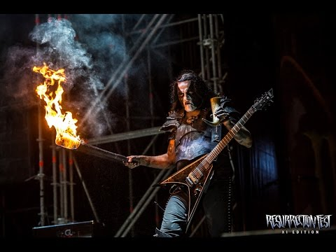 download Abbath - One By One (Immortal Cover) (Live at Resurrection Fest 2016)