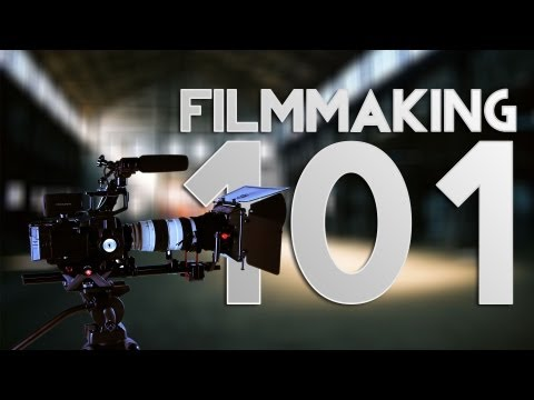 Filmmaking 101: Training for Scriptwriting, Camera, Shooting