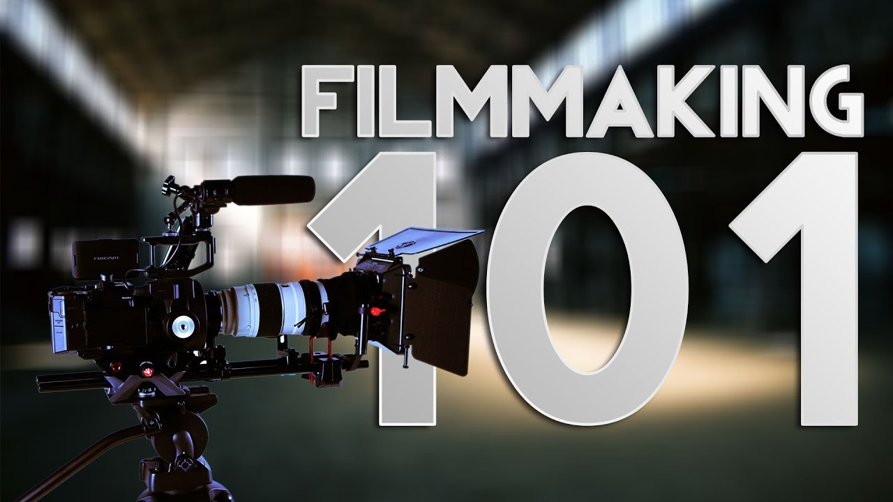 Filmmaking 101: Training for Scriptwriting, Camera ...
