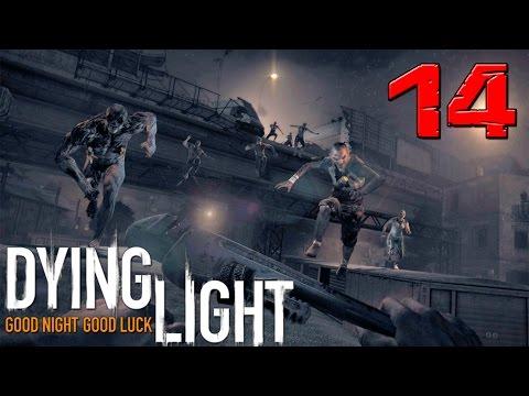 ЗОМБИ ПРОТИВ ЛЮДЕЙ - Leon !!! ► Dying Light - Online #14