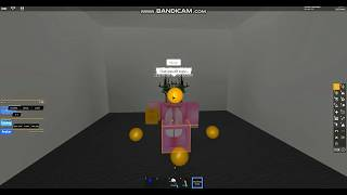 How to weld things on your body! (TUTORIAL!) (EASY) (ROBLOX)