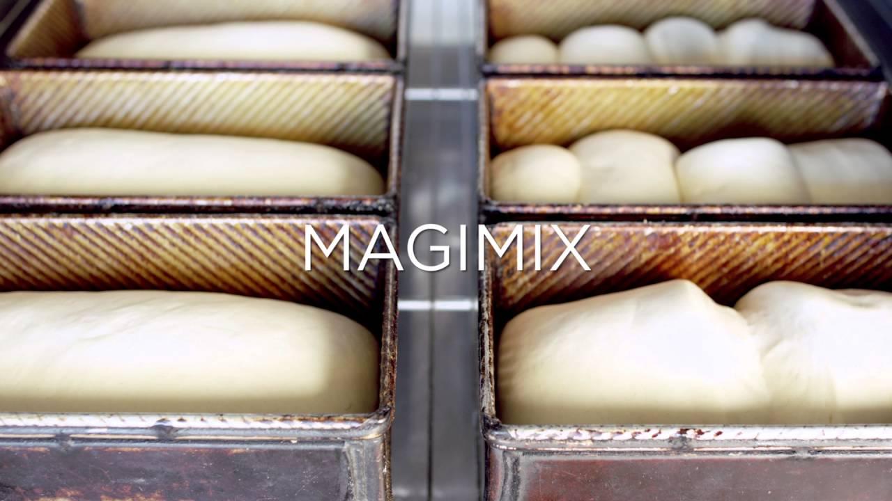 MAGIMIX, bread improvers by Lesaffre