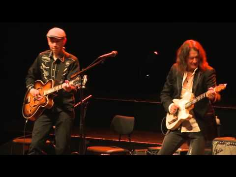 Robben Ford Beebee And Bjorn Thoroddsen Talk To Your