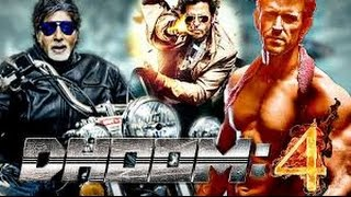 DHOOM 4 Official Trailer  Releasing in 2017