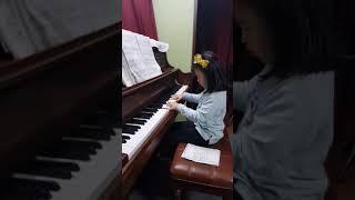 마리엔느피아노연습