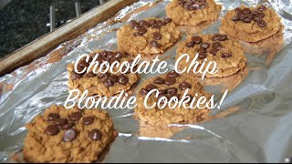 Healthy Chocolate Chip Cookies With A Secret Ingredient.. They're Dairy & Egg Free Too!