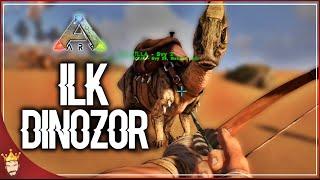 İlk Dinozorumuz | ARK Türkçe Multiplayer | Bölüm 5