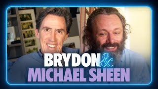 Michael Sheen on Frost/Nixon, Rob's trip to LA and isolating in St. Lucia | BRYDON &