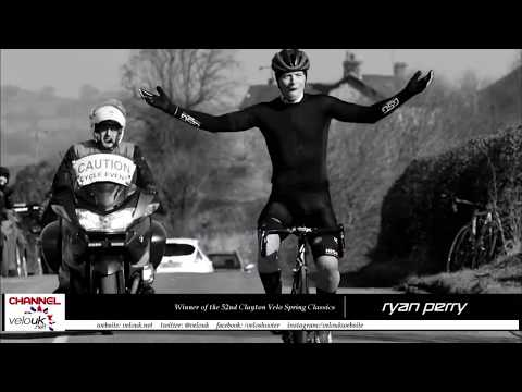 Post Race Chat: Ryan Perry, winner of the Clayton Velo Spring Classic