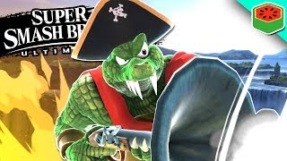 Why You Should Play KING K. ROOL | Super Smash Bros. Ultimate