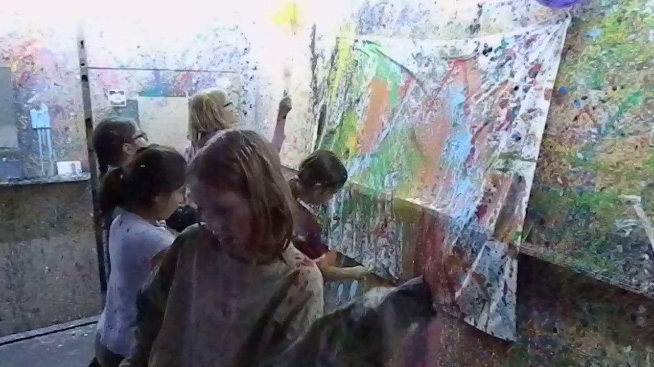 Kindergeburstag In Munster Feiern