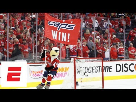 Washington Capitals on the brink of winning their first ever Stanley Cup ESPN
