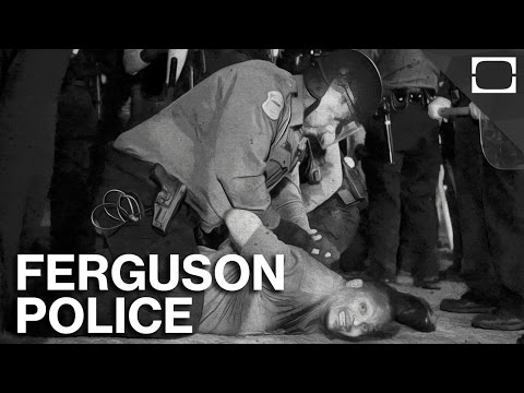 How Racist Are Ferguson Police?