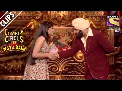 Kapil As Sidhu, The New Judge Of Comedy Circus | Comedy Circus Ka Naya Daur