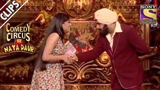 Kapil As Sidhu, The New Judge Of Comedy Circus   Comedy Circus Ka Naya Daur
