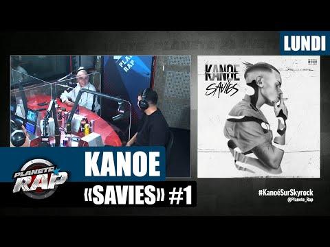 Youtube: Planète Rap – Kanoé«Savies» avec Dinor, Lyms et SebyDaddy #Lundi