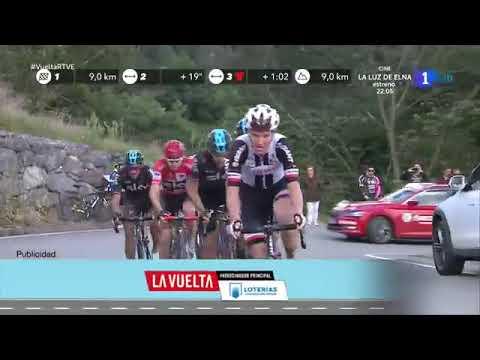 Subida al Angliru Completa Vuelta España 2017