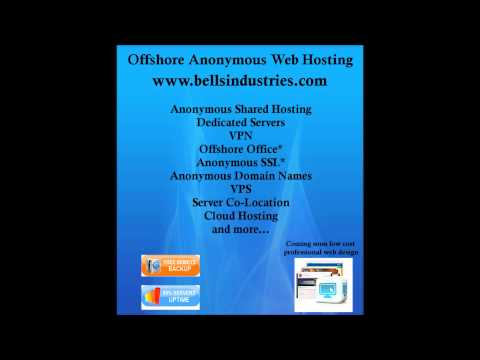 Anonymous Offshore Web Hosting