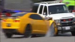 Bumblebee driving skills FAIL