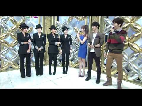110925 BROWN EYED GIRLS - INTERVIEW ( INKIGAYO )