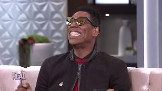 PART ONE FULL INTERVIEW: Orlando Jones on His Daughters, and More!