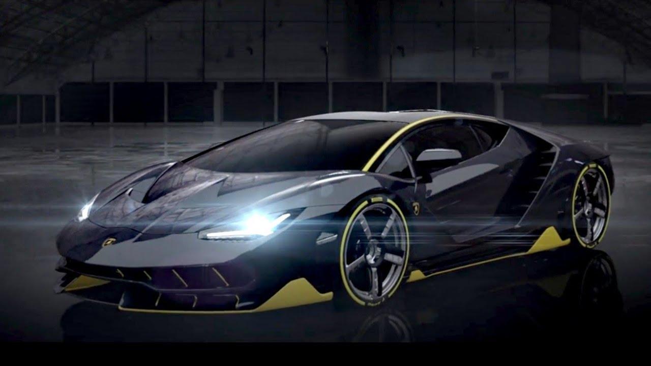 Lamborghini Centenario Special Edition Youtube