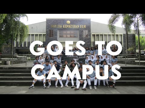 #BVLOG 1  Goes To Campus!