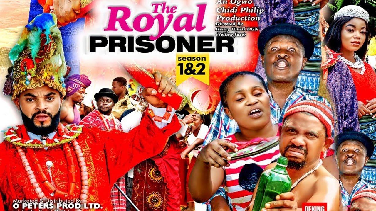 Download ROYAL PRISONER SEASON 2{NEW HIT MOVIE} - FLASH BOY|2021 LATEST NIGERIAN NOLLYWOOD MOVIE|FIRSTNOLLYTV